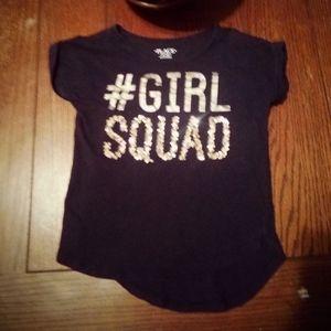 Place girl shirt